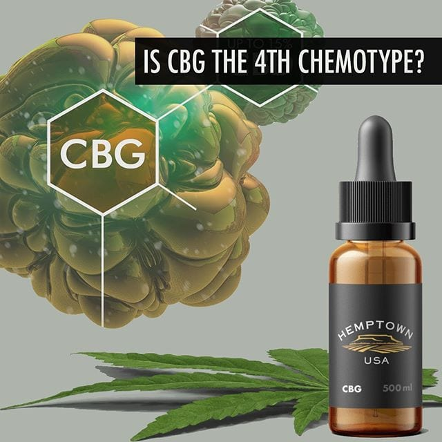 What is CBG - Cannabigerol - The Mother of All Cannabinoids - Buy CBG (Cannabigerol) Oil and Hemp Oil Products