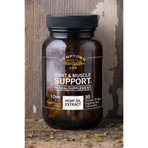 Joint and Muscle Support