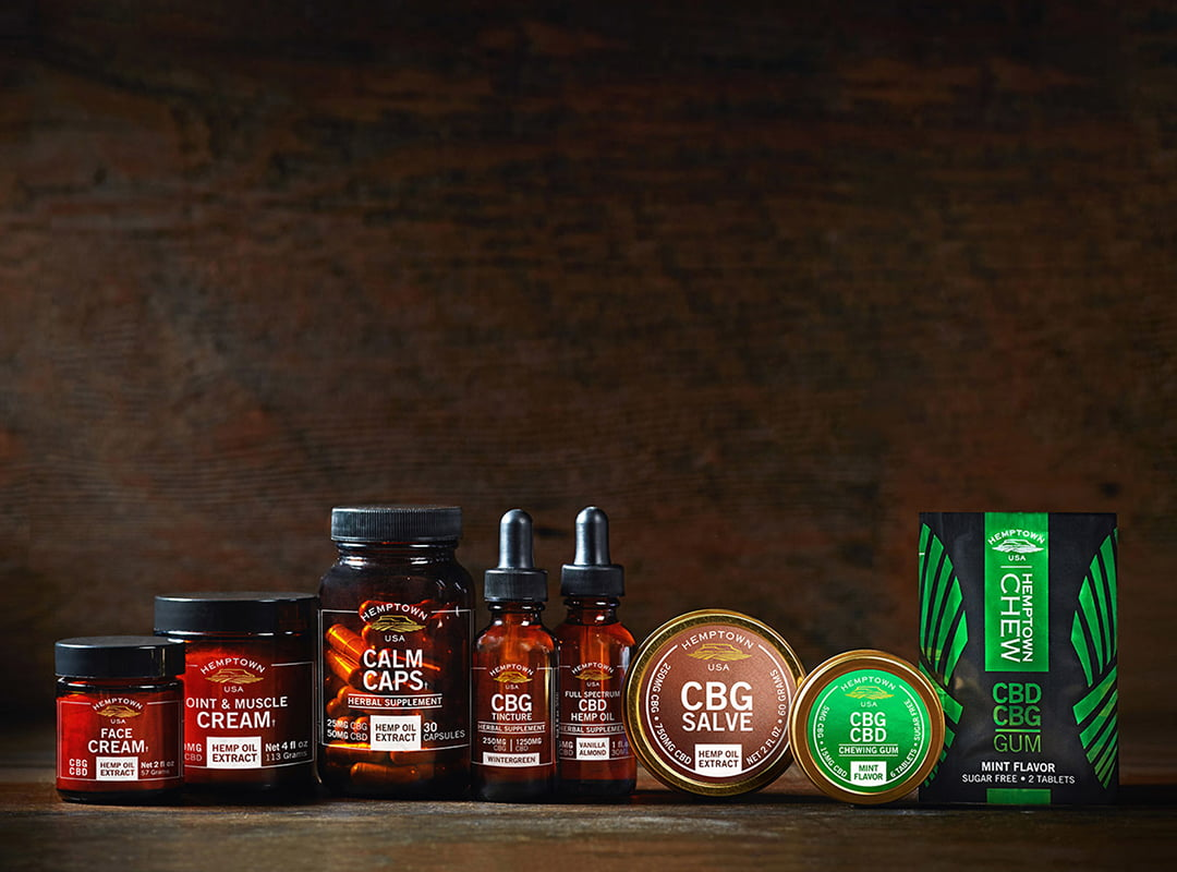THE NATION'S LARGEST CBG PRODUCER - Buy CBG (Cannabigerol) Oil and Hemp Oil Products
