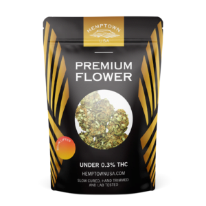 Premium Hemp Flower – Sour Lifter
